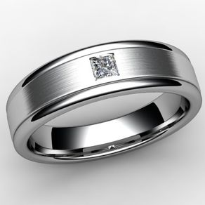 Ultimate Guy\'s Ring / Men\'s Wedding Band / Man\'s Engagement Ring by ...