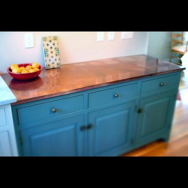 Custom Made Cape Kitchen Antique Countertops
