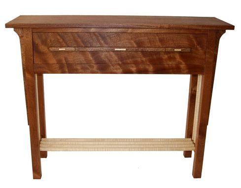 Custom Made Craftsmen Style Hall Table