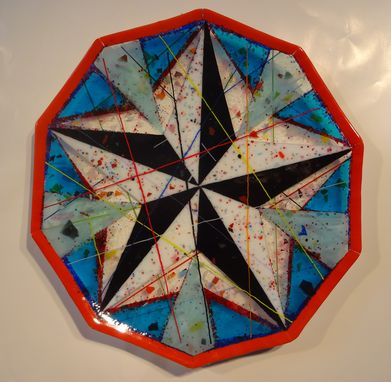 Custom Made Decagon Platter