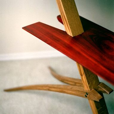 Custom Made Cantilever Table