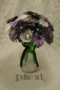 Custom Made Paper Flower Bouquet - Custom