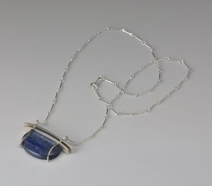 Custom Made Kyanite Pendant