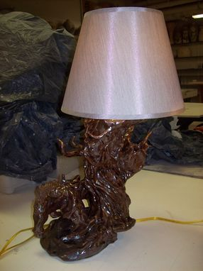"Custom Made ""Desperado Lamps"""