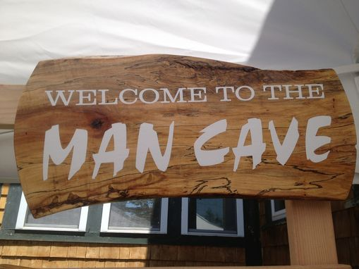 Custom Made Wood Signs
