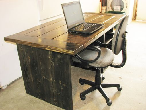 Farmhouse Style Office Desk