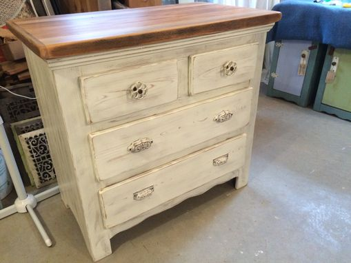 Custom Made Cottage Dresser