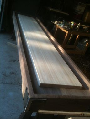 Custom Made 12 Ft Shuffleboard Table