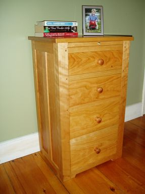 Custom Made Shaker Chest Of Drawers