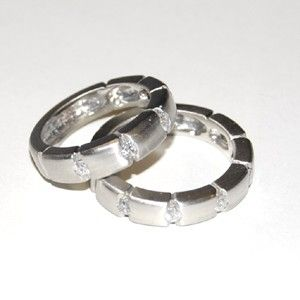 Custom Made Custom Diamond Bands