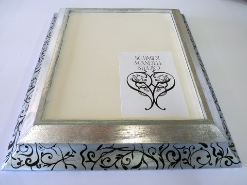 Custom Made Frames Made And Decorated For Wedding Pictures