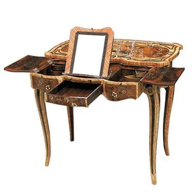 Custom Made Baroque Desk/ Vanity