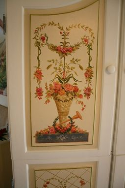 Custom Made Hand Painted Furniture