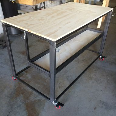 Custom Made Standing Desk / Work Station