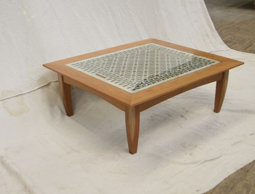 Custom Made Grate Tables