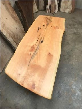 Custom Made Monterey Cypress Coffee Table