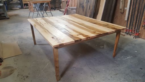 Custom Made Custom Hardwood Table Top