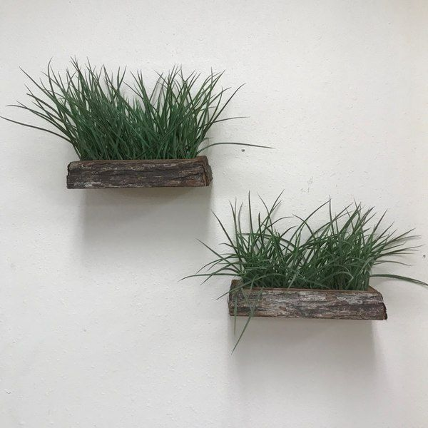 Buy Hand Made Rustic Wall Mounted Planter Boxes Made To Order From