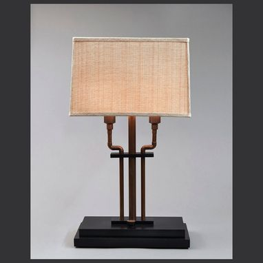 Custom Made Box Lamp