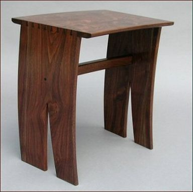 Custom Made Wrong Trousers Nesting Tables