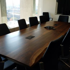 Custom Conference Tables CustomMadecom - Homemade conference table