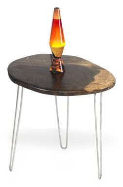 Custom Made Lava Lamp Tables