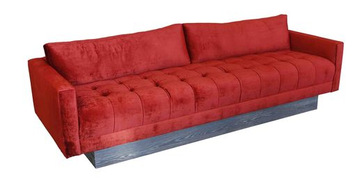 Custom Made Milo Tufted Sofa