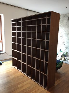 Custom Made Bookcase /Room Divider