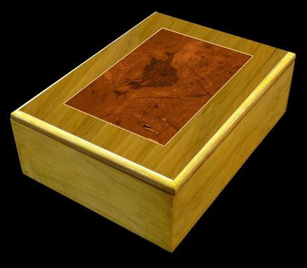 Custom Made Special Jewelry Box