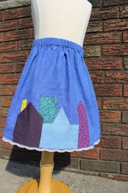 Custom Made Toddler Girls Skirts