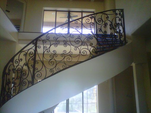 Custom Made Custom Wrought Iron