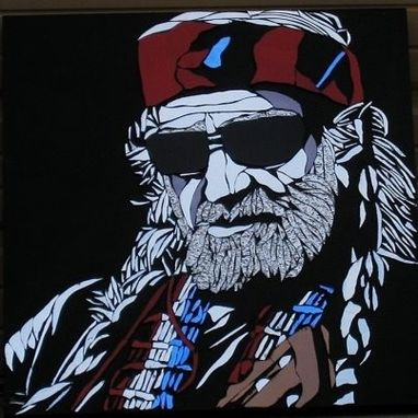 Custom Made Willie In Shades