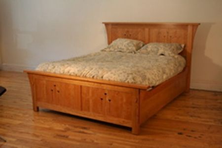 Custom Made Bardwell Bed