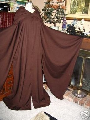 Custom Made Star Wars Mace Windu Wool Robe In 6 Sizes