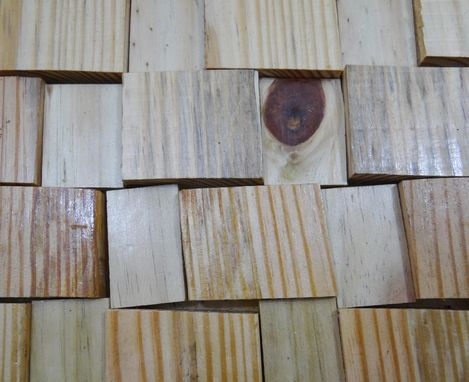 Custom Made Reclaimed Wood Wall Art, Rustic Wall Art, Textured Wood Art, Textured Art Piece