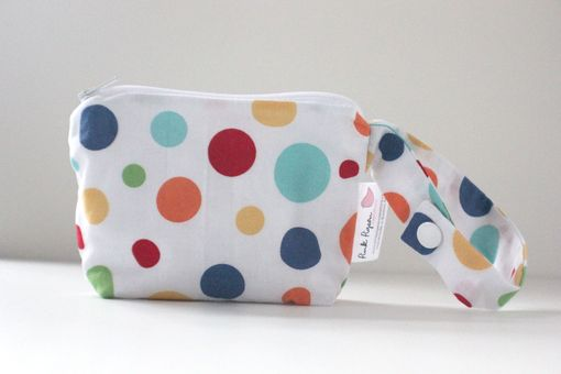 Custom Made Mini Gusseted Messy Bags (Snack Bags) - Lolli Dot Play