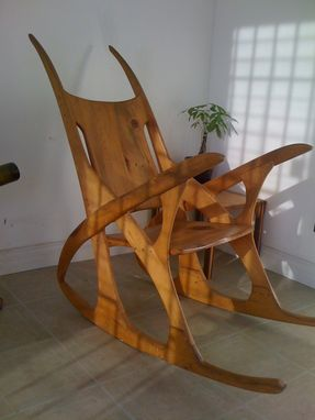 Custom Made Concept Rocking Chair