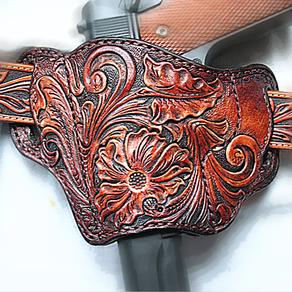 Custom Leather Gun Holsters | CustomMade com