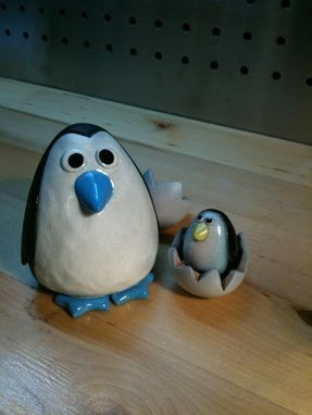 Custom Made Penguins