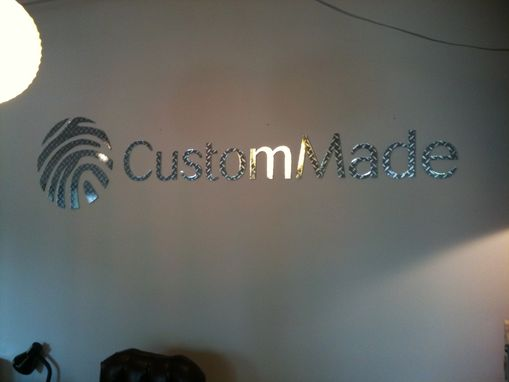 Custom Made Office Sign
