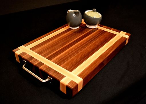 Custom Black Walnut Cutting Board By Magnolia Place