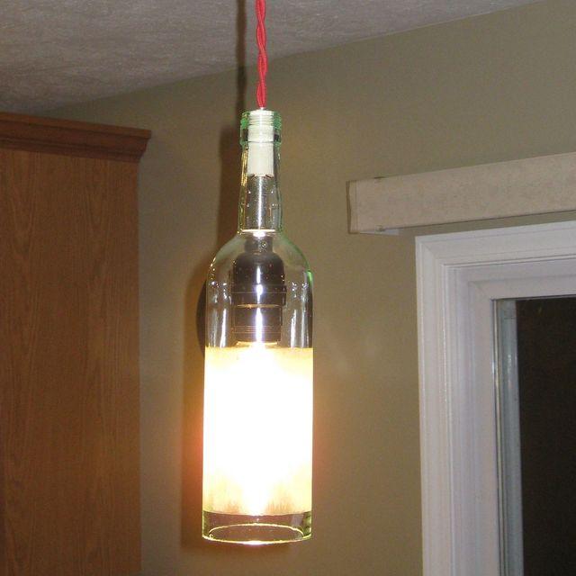 Custom made wine bottle pendant light by milton douglas lamp co custom made wine bottle pendant light by milton douglas lamp co custommade aloadofball Choice Image