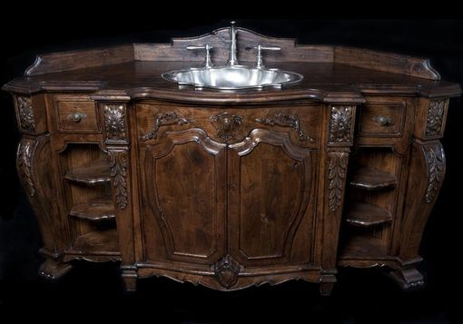 Custom Made Formal Vanity