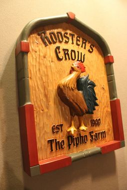 Custom Made Farm Signs | Custom Wood Signs | Carved Wooden Signs | Handmade Signs | Home Signs
