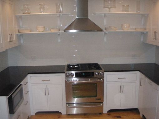 Custom Made Painted Maple Kitchen