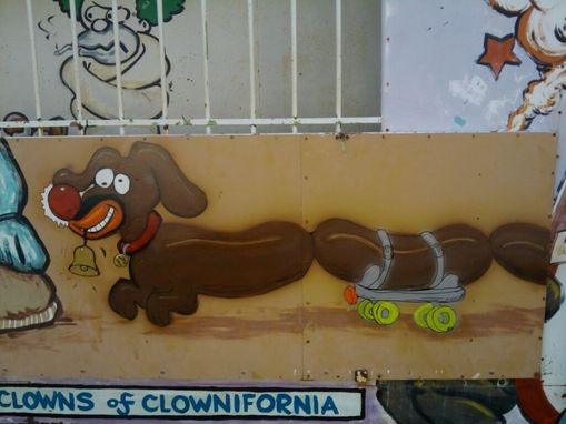 Custom Made Copper The Clown