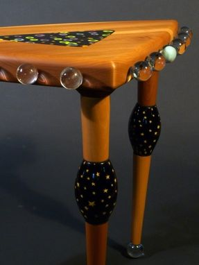 Custom Made Asteroid End Tables