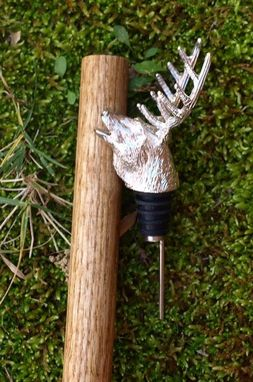Custom Made Walking Stick:  The Hunter Staff