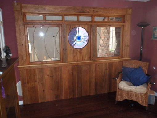 Custom Made The Chrysalis----Meditation Room Divider