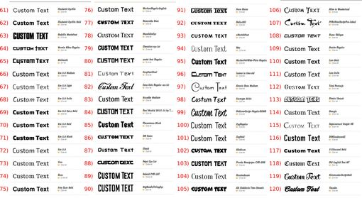 Custom Made Custom Vinyl Lettering Decal Sticker Outdoor Vinyl Letters Numbers Car Truck Boat Sign Windows
